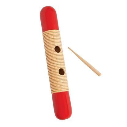 Mano Percussion 15-3/4inch Wood Guiro