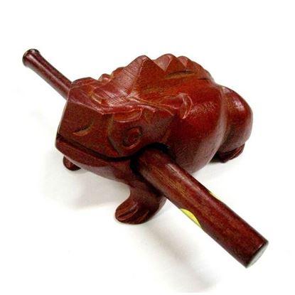 Mano Percussion Guiro Tone Frog