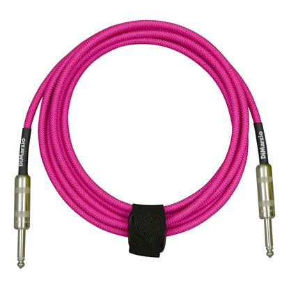 Dimarzio EP1718NP 18 Foot Pro Guitar Cable - Neon Pink