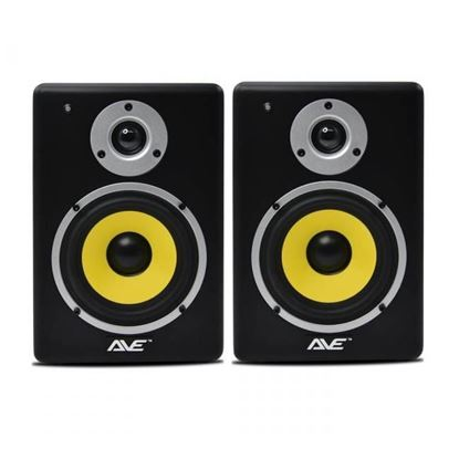 AVE Fusion 8 Inch Studio Monitor (Pair) - Front