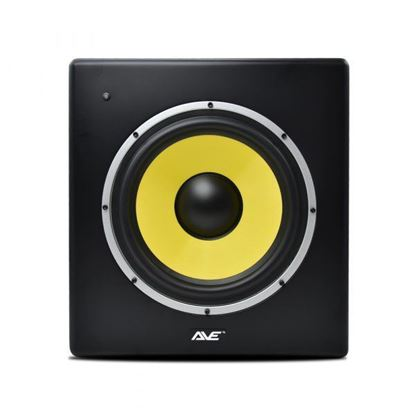 AVE Fusion 10 Inch Studio Subwoofer - Front