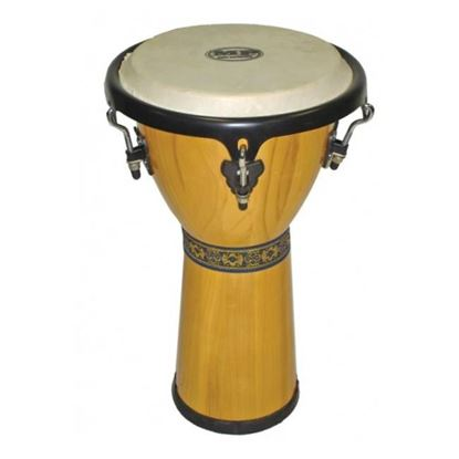 Mano Percussion MP154NW 10inch Djembe - Natural