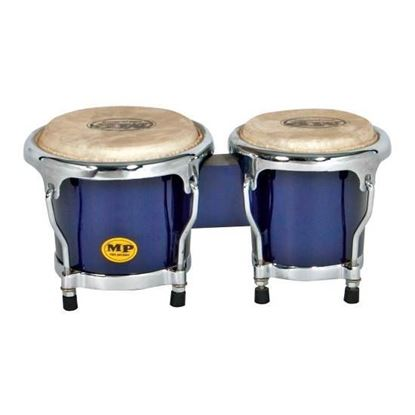 Mano Percussion MP560BL Junior Tunable Bongos - Blue