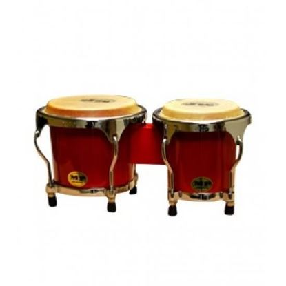 Mano Percussion MP560R Junior Tunable Bongos - Red
