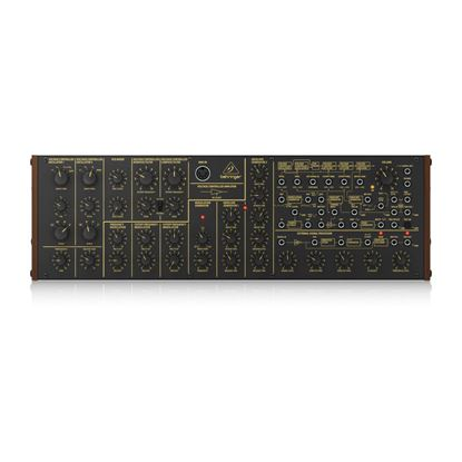 Behringer K2 Analogue Semi Modular Desktop Synth - Front