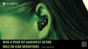 Win A Pair of Audiofly AF180 Mk2 In-Ear Monitors