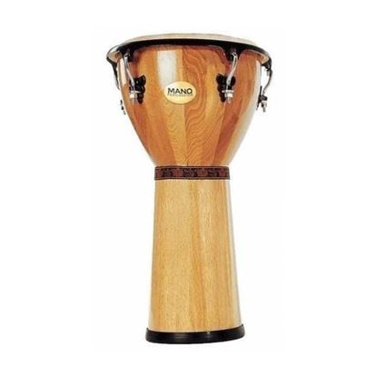 Mano Percussion MP1512 12inch Djembe in Natural