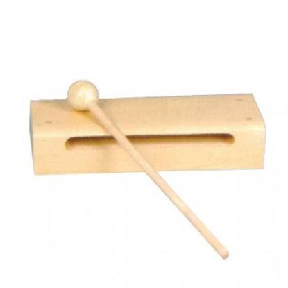 Mano Percussion Wood Tone Block