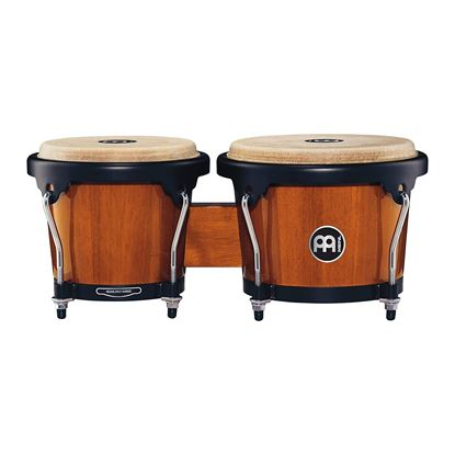 Meinl HB100MA 6 3/4 & 8in Headliner Series Wood Bongos in Maple