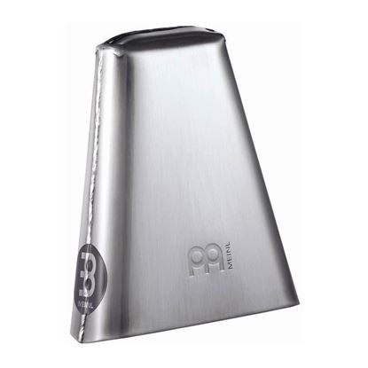 Meinl STB65H 6.5 in Hand Cowbell in Hand Brushed Steel