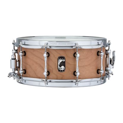 Mapex Black Panther Panther Design Lab 14 inch x 6 Cherry Bomb Snare Drum - Natural Satin