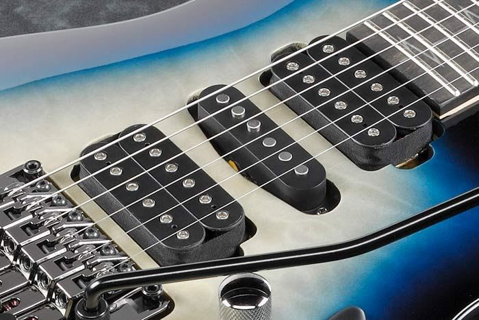 Ibanez JIVAJR DSE Nita Strauss Signature Model Electric Guitar - Pickup