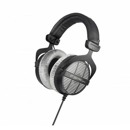 Beyer Dynamic DT990-PRO Open-Back Studio Headphones (250 Ohms) - Angle