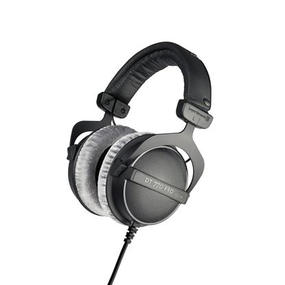 Beyer Dynamic DT770-PRO Closed-Back Studio Headphones (250 Ohms) - Angle