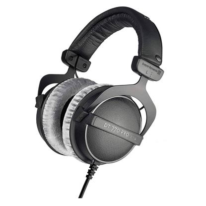Beyer Dynamic DT770-PRO Closed-Back Studio Headphones (80 Ohms) - Front