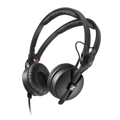 Sennheiser HD25 Dynamic Closed-Back Stereo Headphones - Angle