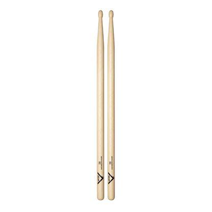 Vater VH2BW 2B Wood Tip American Hickory Drumsticks