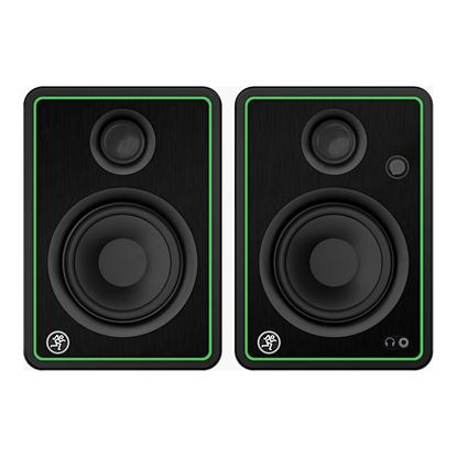 Mackie CR4-XBT 4inch Multimedia Monitors with Bluetooth (Pair) - Front