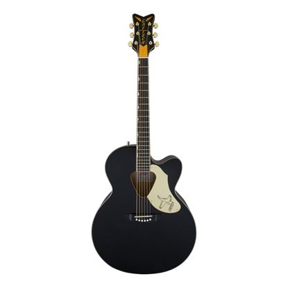 Gretsch G5022CWFE Rancher Falcon Acoustic Guitar Black - Front