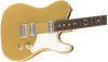 Fender Cabronita Telecaster Limited Edition Electric Guitar with Rosewood Fingerboard in Aztec Gold - RIght