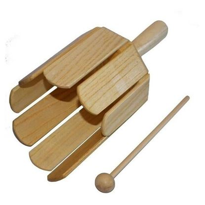 Mano Percussion ED065 Hand Held Octagonal Effect Stirring Drums