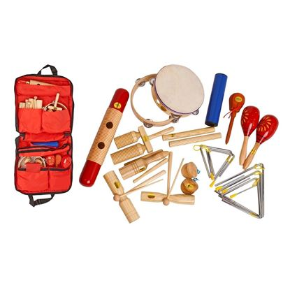 Mano Percussion ED945 Percussion 17 Piece Set
