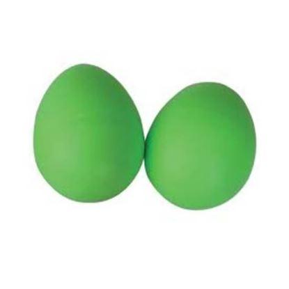 Mano Percussion Egg Maracas - Green