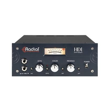 Radial HDI High Definition Studio Grade Direct Box - Front