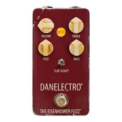 Dan Electro EF1 Eisenhower Fuzz Guitar Effects Pedal