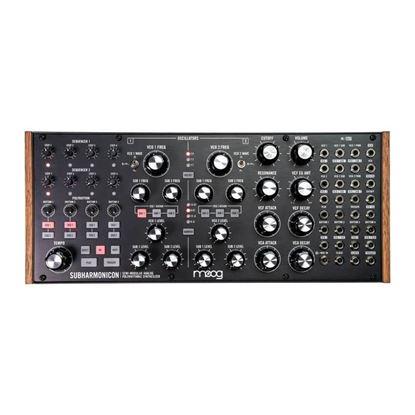 Moog Subharmonicon Semi-Modular Polyrhythmic Analogue Synthesiser - Front