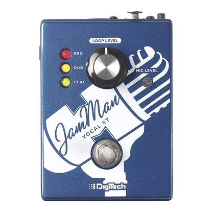 Digitech Jamman Vocal XT Compact Vocal Looper - Front