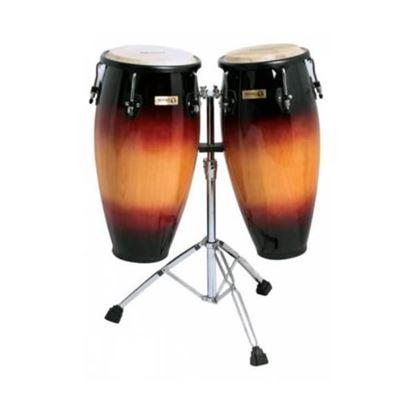 Mano Percussion MP1601SB Conga Set of 10inch & 11inch - Sunburst