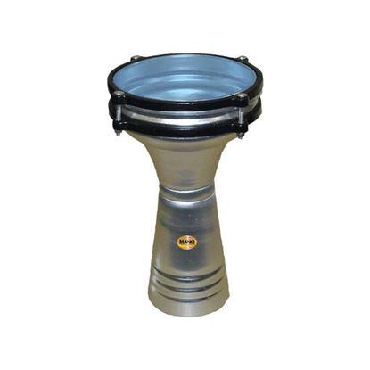 Mano Percussion MP978 Tunable Aluminium Darbuka