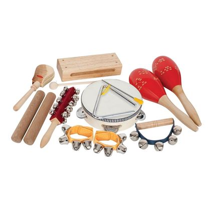 Mano Percussion UE633 Percussion 9 Piece Set