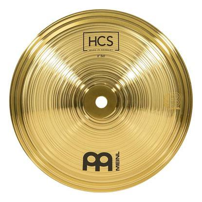 "Meinl HCS8B HCS 8"" Bell - Front"