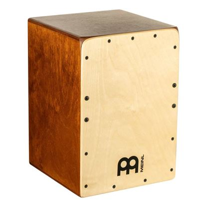Meinl CJ-JC50AB-B Jam Cajon with Almond Birch Frontplate
