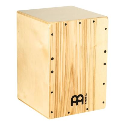 Meinl CJ-JC50HA Jam Cajon with Heart Ash Frontplate