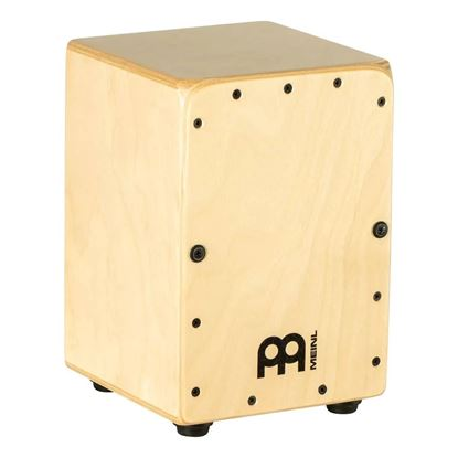 Meinl CJ-MC1B Mini Cajon with Baltic Birch Frontplate - Front