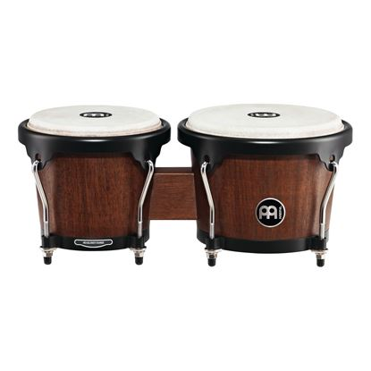 Meinl HB100VWB-M 6 3/4 & 8in Headliner Series Wood Bongos in Vintage Sunburst