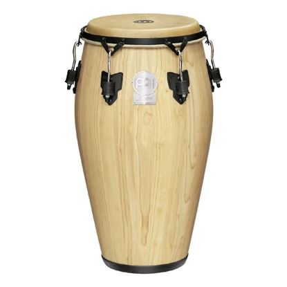 Meinl LC1212NT-M 12 1/2in M Artist Series Luis Conte Series Tumba in Natural with True Skin Buffalo Head
