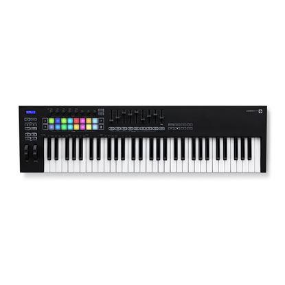 Novation Launchkey Mk3 61-Note Keyboard