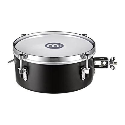 Meinl MDST10BK 10in Drummer Snare Timbales in Black