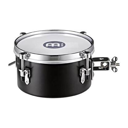 Meinl MDST8BK 8in Drummer Snare Timbales in Black