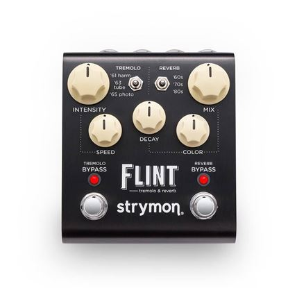 Strymon Flint Tremolo and Reverb Guitar Effects Pedal