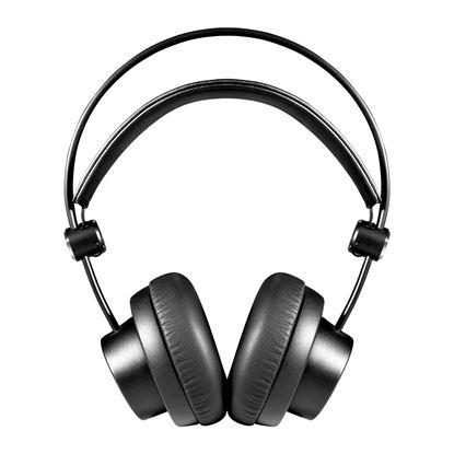 AKG K175 On-Ear Closed-Back Foldable Studio Headphones - Front