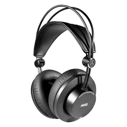 AKG K275 Over-Ear Closed-Back Foldable Studio Headphones - Angle