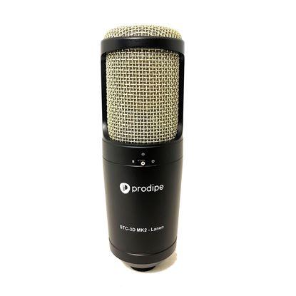 Prodipe STC-3D MK2 Studio Condenser Microphone