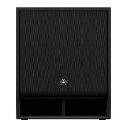 Yamaha CXS18XLF 18in Passive Subwoofer - Front