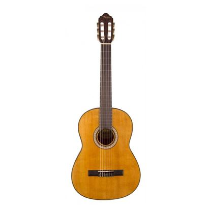 Valencia VC103L Left Handed 3/4 Size Classical Guitar - Natural