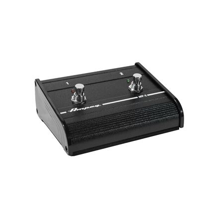 Ampeg AFP2 2-Button Footswitch for HR-12R & Pro Series Heads